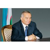 MEMORIAL COMPLEX OF ISLAM KARIMOV IS BEING ERECTED IN SAMARKAND