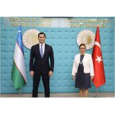 Uzbekistan, Turkey develop trade cooperation