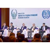 International cooperation and promising projects in labor
