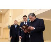 President becomes acquainted with the activity of the new People's Reception Office in Tashkent