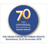 The Asian Forum on Human Rights kicked off at...