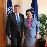 ILO HEAD: NEW OPPORTUNITIES FOR COOPERATION WITH UZBEKISTAN ARE OPENING