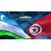 SHAVKAT MIRZIYOYEV CONGRATULATES THE PRESIDENT OF TUNISIA