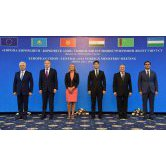 Uzbekistan delegation attends Central Asia – European Union Meeting