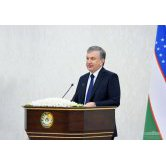 Shavkat Mirziyoyev: Our only path is to boost entrepreneurship, realize the business potential of people