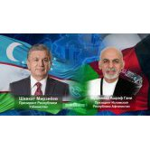 Presidents of Uzbekistan and Afghanistan speak by phone