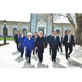 PRESIDENT NOTED THE NEED FOR ORGANIZATION OF SPIRITUAL-ENLIGHTENMENT ACTIVITIES OF IMAM BUKHARI CENTER