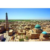 KHIVA TO HOLD FAIR OF MELONS