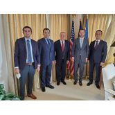 Minister of Foreign Affairs of Uzbekistan hold talks at U.S. International Development Finance Corporation