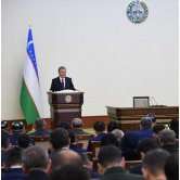 THE CANDIDACY SUBMITTED BY THE PRESIDENT IS SUPPORTED BY DEPUTIES