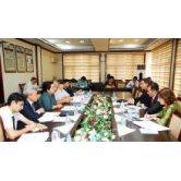 TASHKENT HOSTED A MEETING WITH THE IFC'S REPRESENTATIVES