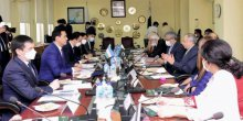 Uzbekistan's Deputy Prime Minister and Adviser to the Prime Minister of Pakistan identify further steps of cooperation
