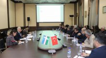 CCI hosts a meeting with Turkish businesspeople