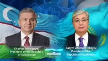The Presidents of Uzbekistan and Kazakhstan by phone discussed topical issues of the bilateral agenda and regional cooperation