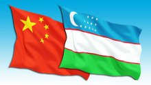 DELEGATION OF THE MINISTRY OF DEFENSE OF CHINA IN UZBEKISTAN