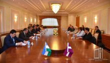 Inter-parliamentary cooperation is developing