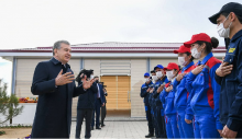 The President of Uzbekistan: Young people, talented or not, are all our children