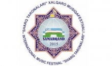 "MUSICIANS OF EUROPE: ""SHARQ TARONALARI"" - ONE OF THE MOST PRESTIGIOUS MUSICAL EVENTS"