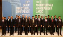 Central Asia improves mechanisms for multilateral economic cooperation