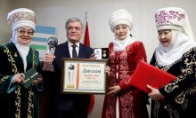 Shavkat Mirziyoyev becomes Person of the Year in Kyrgyzstan