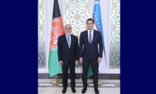 Deputy Prime Minister of Uzbekistan and the Chairman of the High Council for National Reconciliation of Afghanistan discussed a wide range of issues of bilateral cooperation