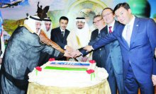 SAUDI, UZBEK TIES GROWING, SAYS ENVOY