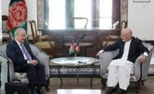 Meetings of Uzbekistan delegation in Kabul