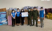 KOICA provided humanitarian aid to the people of Syrdarya region
