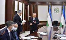 The President of Uzbekistan gave instructions to study problems existing in mahallas in specific areas, to identify and develop their points of growth