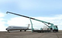 A plant for production of aircraft and cargo scanners to be built in Jizzakh