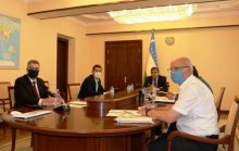 Implementation of Uzbekistan – Kyrgyzstan – China railway construction project discussed