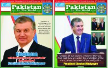 """Pakistan In The World"" dedicates a special issue to Uzbekistan"