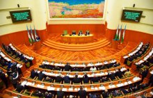ON DECEMBER 21, 2017, THE THIRTEENTH PLENARY SESSION OF THE SENATE OF THE OLIY MAJLIS OF THE REPUBLIC OF UZBEKISTAN CONTINUED ITS WORK, IN TASHKENT