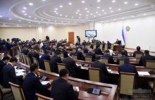 Implementation of promising investment projects is discussed