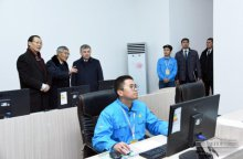 "PRESIDENT OF UZBEKISTAN GOT ACQUAINTED WITH ACTIVITIES OF ""LT TEXTILE INTERNATIONAL"" FOREIGN ENTERPRISE IN KARSHI DISTRICT"