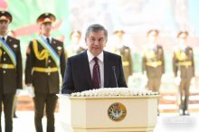 President of the Republic of Uzbekistan received the commander of U.S. Central Command