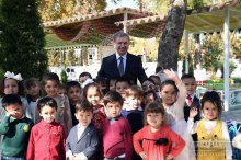 Shavkat Mirziyoyev: children's special talent should be recognized and developed