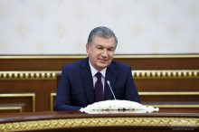 President of Uzbekistan Receives Deputy Foreign Secretary of Great Britain