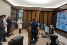 CHUNG HOSPITAL TO BUILD MEDICAL CLINIC IN UZBEKISTAN
