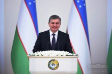 A GREAT EVENT IN THE HISTORY OF MODERN STATEHOOD OF UZBEKISTAN