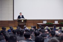 ACTIVITIES OF INDIVIDUAL DEPARTMENTS OF THE NATIONAL SECURITY SERVICE AND ITS TERRITORIAL OFFICES WERE CRITICIZED