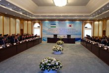 UZBEKISTAN AND SOUTH KOREA HOLD MEETING ON ECONOMIC COOPERATION