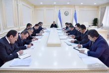 SHAVKAT MIRZIYOYEV: THERE ARE NO INITIATIVES AND PRACTICAL ACTIONS