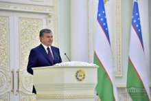 PRESIDENT OF THE REPUBLIC OF UZBEKISTAN RECEIVES CREDENTIALS FROM AMBASSADORS OF FOREIGN COUNTRIES
