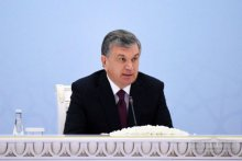 Address by the President of the Republic of Uzbekistan Shavkat Mirziyoyev at the international conference on Afghanistan «Peace process, security cooperation and regional connectivity»