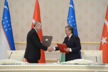 Important documents aimed at raising cooperation between Uzbekistan and Turkey to a new stage have been signed
