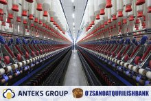 New modern textile complex in Andijan