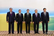 Summit of Heads of the Founder States of the International Fund for Saving the Aral Sea has started