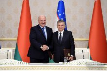Uzbekistan and Belarus relations reached a new level