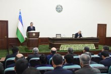 Jizzakh region's districts will be provided with water from Zarafshan River